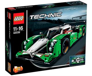 53606d3896f LEGO Technic 42039 24-timers racerbil - Sammenlign priser