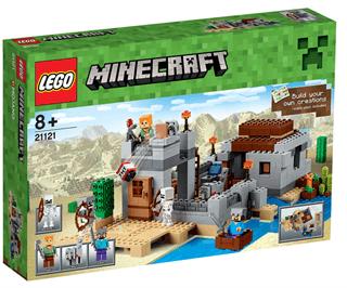 LEGO Minecraft tilbud – Sammenlign priser nu 7851c8a790449