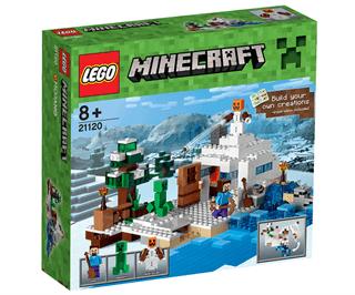 LEGO Minecraft 21120 Sneskjulestedet