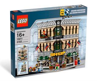 LEGO 10211 Stormagasinet