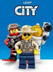 LEGO City Tilbud - Sammenlign priser