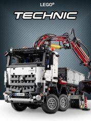 LEGO Technic Tilbud – Sammenlign priser